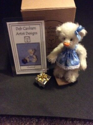 "Deb Canham Art Designs ""Christina"" LTD ED 13/70 Mohair"