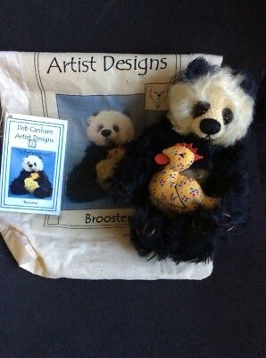 "Deb Canham ""Brooster"" inbetweenie LTD Ed 67 Of 100"