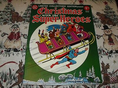 DC Treasury: Christmas with the Super-Heroes (C-43) - 1976 (VF) WH