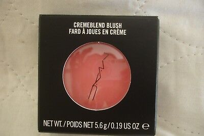 MAC Cosmetics Cremeblend Blush ~ SO SWEET SO EASY PINK