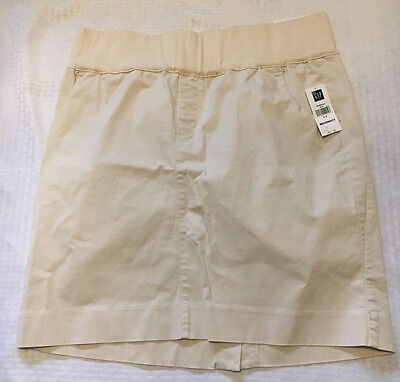 Gap Stretch Maternity Skirt size 14 with demi panel