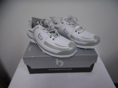 9f073a018cbf CROCS Women s BITE COLLECTION TURISMO GOLF SHOES SIZE 9 1 2 NEW IN BOX