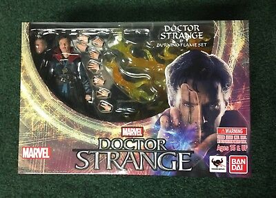 MISB SH Figuarts Doctor Strange w/ Flame effects Bandai Tamashii Nations Dr