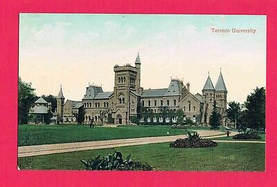Toronto University Valentine & Sons Co. Montreal ca.1910 Post Card
