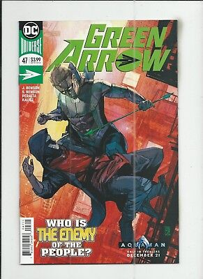 Green Arrow #47 (2018) very fine/near mint (VF/NM) condition