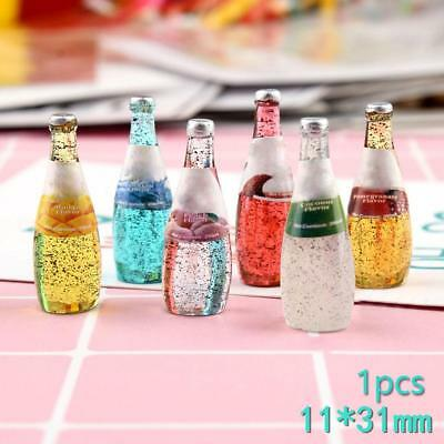 1:12 Dollhouse Accessories Mini Bottle Model 10 Styles DIY Home Kids Toy QA