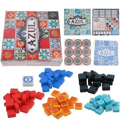 2019 Azul Strategy Board Game from Plan B Games Sealed Tile Placement Gift XMAS