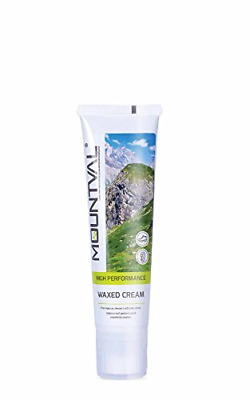 Mountval Waxed Cream, Nourishing And Waterproofing Cream For Leather Trekking