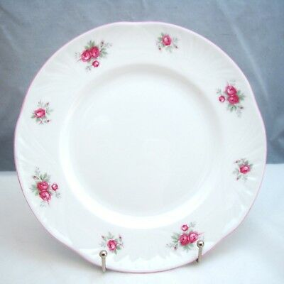 Crown Staffordshire SWEETHEART ROSE Salad Plate