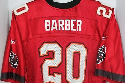 TAMPA BAY BUCCANEERS Ronde Barber Nfl Players Authentic Jersey  20 ... 7e3d30d06