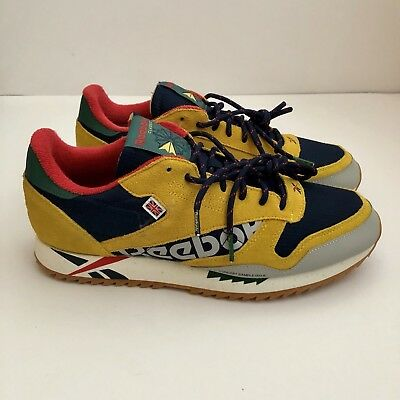 d12defca925 Reebok Classic Leather Ripple Altered Alter the Icon Sneakers Men s Size  11.5