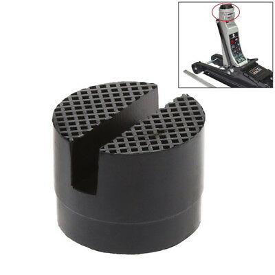 1PCS Universal Rubber Black Jacking Pad Block for Cars Tire Replacement 3.8x5 cm