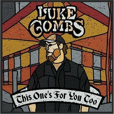 LUKE COMBS This One's For You Too (Deluxe Edition) CD NEW