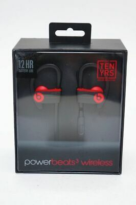 Apple Beats by Dr. Dre Powerbeats3 Wireless In Ear Headphones Power - Black