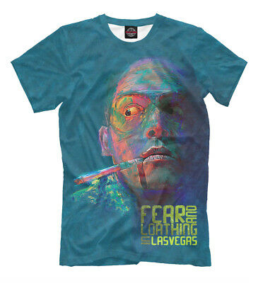Fear and Loathing in Las Vegas tee - movie t-shirt Thompson Hunter Johnny Depp