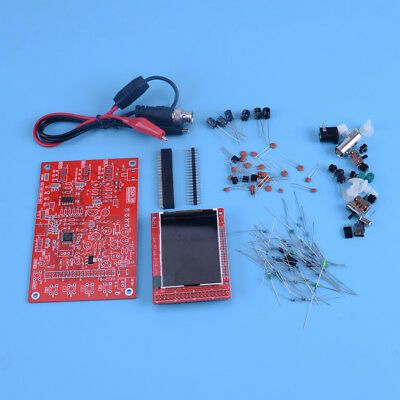 "Fully Welded Assembled DSO138 2.4"" TFT Digital Oscilloscope 1Msps Probe DIY Kit"