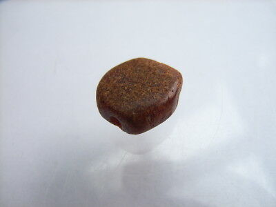 1 Ancient Egyptian Amber Bead, Egypt, VERY RARE!   TOP !!