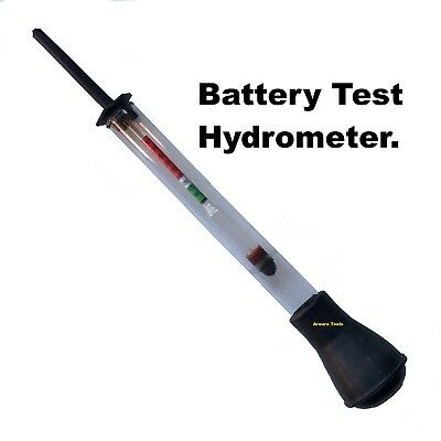 Battery Test Hydrometer - New in pack