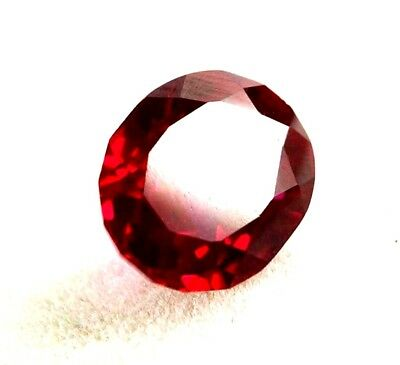 GGL Certified Natural Red Ruby 7.70 Ct Oval Cut Mozambique Gem New Year Offer