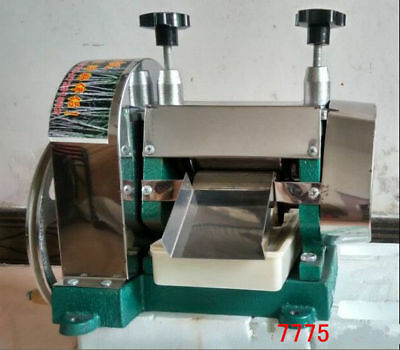 Commercial Manual Juicer Sugar Cane Ginger Press Juicer Juice Machine Press