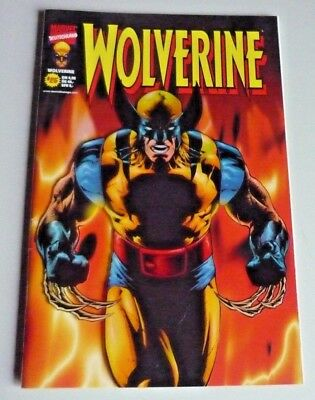 Wolverine Nr. 25 / Pvc-Cover! *** In Topzustand!