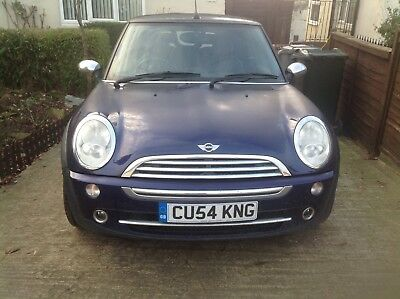 BMW Mini Cooper cabriolet convertible long mot 76k