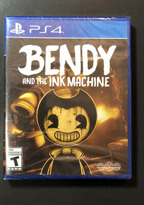 Bendy and the Ink Machine (PS4) NEW