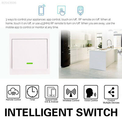 252B Smart 433MHz Wifi Mobile Remote Voice Control Switch Battery for sonoff
