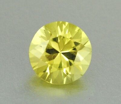 IF 7.80 Ct, 12x12 mm UnHeated  Top Quality Richest Color Natural Yellow Kunzite