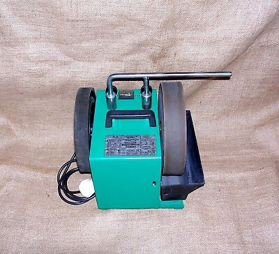 Tormek Supergrind 2000 Sharpening Bench Grinder Whetstone - Honing Wheel