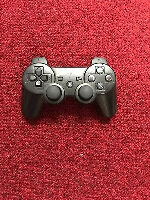 Sony Ps3 Dual Shock 3 Sixaxis Wireless Controller Faulty Spares Or Repair