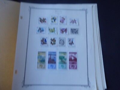 Rwanda 1962-1965 Mint Stamp Collection on Scott Specialty Album Pages