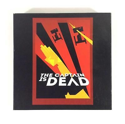 Game Crafter, The Boardgame Captain is Dead, The Box EX