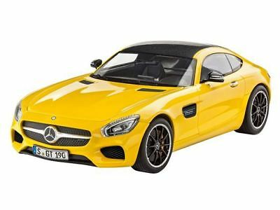 Revell Plastic Model Kit - Mercedes AMG GT Sports Car - 1:24 Scale 07028 - New