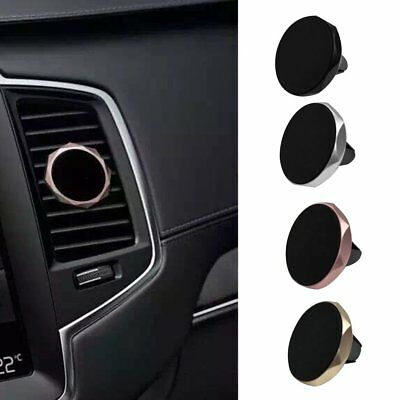 A1 Car Air Vent Magnetic Holder Car Rotating Mobile Phone Magnetic Bracket AW