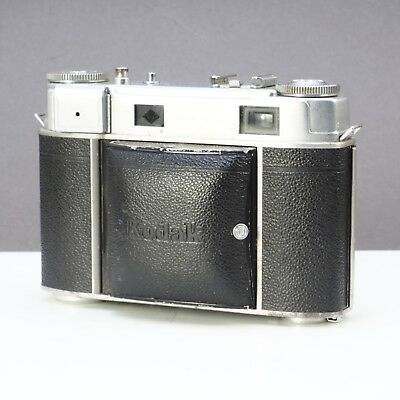 ~Kodak Retina IIIc 35mm Rangefinder Camera for Parts or Repair (339)