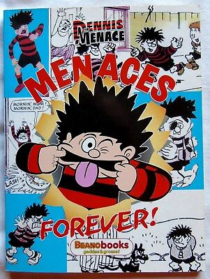 Beano Comic Library 2001 Special.  Menaces Forever!