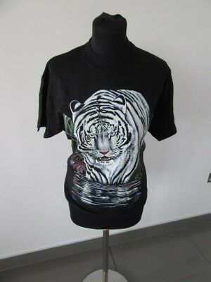 10 Bulk Children's Tiger  T-Shirts Great Design Soft Comfortable Easy Washable