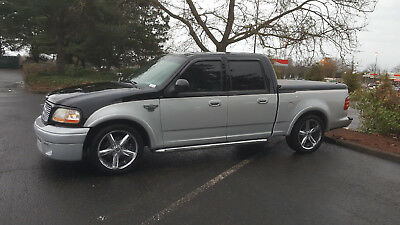 2003 Ford F-150  2003 F150 Harley-Davidson 100 year anniversary edition Supercharged supercrew
