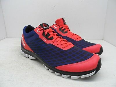 REEBOK MEN S SUBLITE Super Duo Athletic running Shoe Red Navy Size ... e4cfa0db9