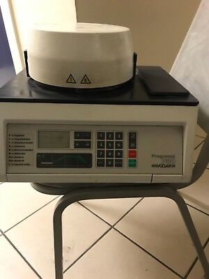 Ivoclar Programat p80 Ceramic Oven  with firing tray set 2 and manual