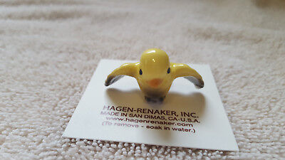 Hagen Renaker Bird Ma Tweety Yellow Figurine Miniature New Free Shipping 04811
