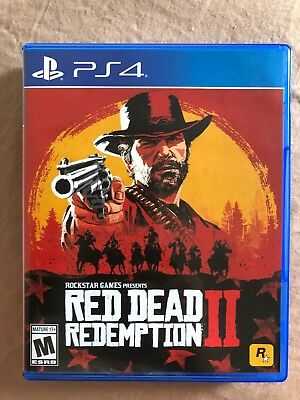 Red Dead Redemption 2 (PS4) RDR2