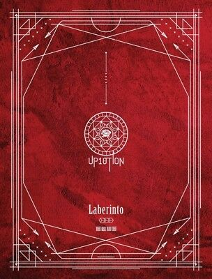UP10TION Laberinto 7th Mini Album Clue Ver. CD + PHOTO CARD + FOLDED POSTER NEW