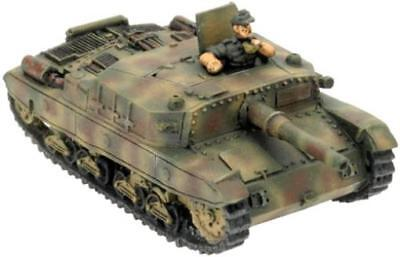 Battlefront FoW WWII Italy 15mm Semovente 105/25 Pack MINT