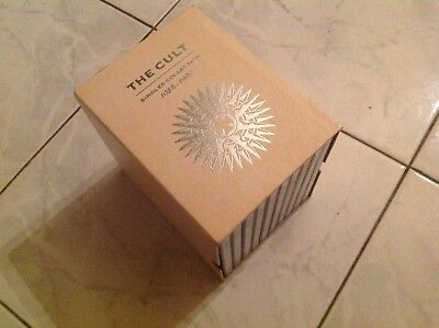 The Cult Singles Collection 1984-1990 rare CD box