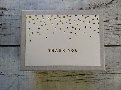 Gartner Studios Thank You Cards Pearl Ivory 50 Count 61505