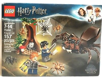 LEGO Harry Potter and The Chamber of Secrets Aragog's Lair  157 Pieces 1935