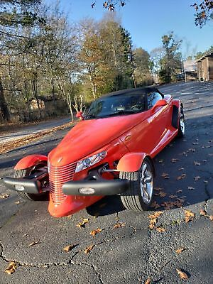 1999 Plymouth Prowler  Plymouth prowler