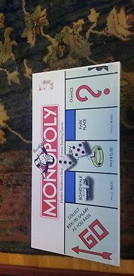 Vintage 1985 Parker Brothers Monopoly Classic Board Game Original Box Sealed New